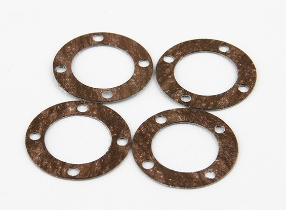 Basher RZ-4 1/10 Rally Racer - Diff Gasket (4pcs)