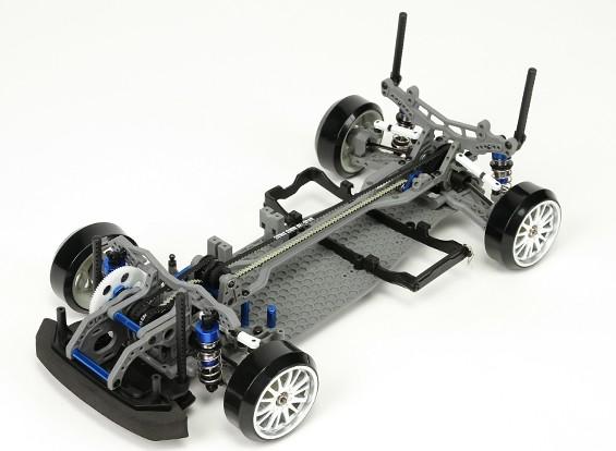 The Devil 1/10 4WD Drift Car (Kit)