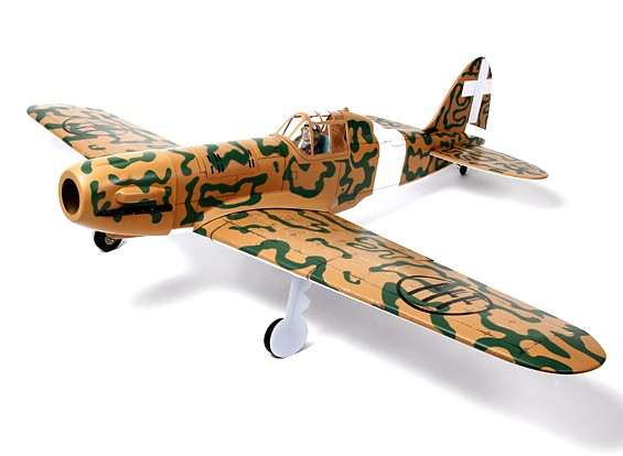 Macchi MC.205 Veltro Italian Fighter Balsa GP/EP 1580mm (ARF)