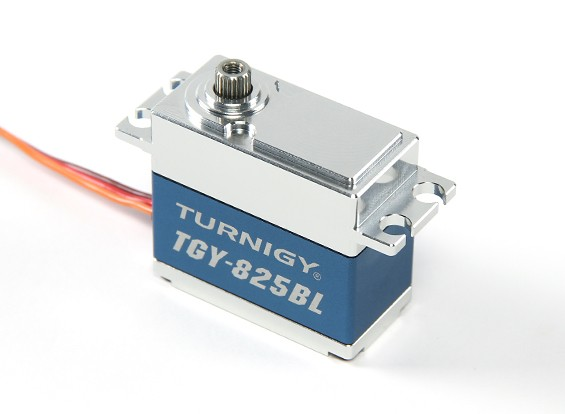 Turnigy™ TGY-825BL Ultra High Torque Car HV/DS/MG Servo 30kg / 0.13sec / 70g