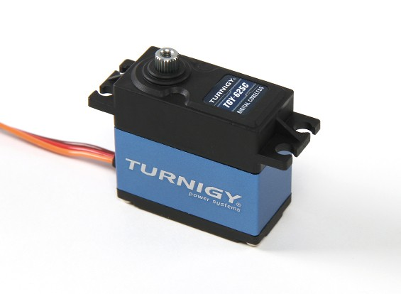 Turnigy™ TGY-625C High Torque DS/MG Servo 25T 20kg / 0.13sec / 56g