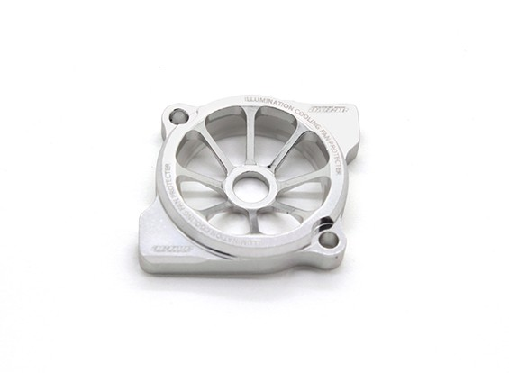 Active Hobby 25mm Illumination Fan Protector (Silver)