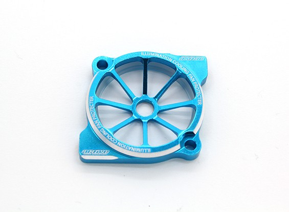 Active Hobby 30mm Illumination Fan Protector (Blue)