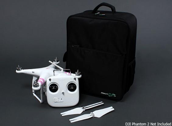 MultiStar Deluxe Multirotor Travel Backpack For DJI Phantom And Others