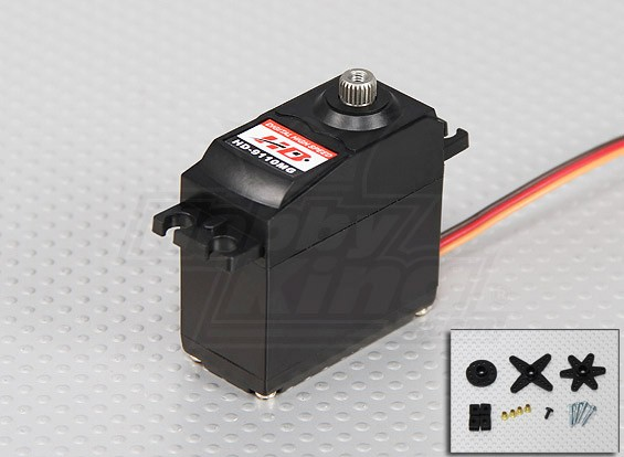 Power HD 9110MG Digital Metal Gear Servo 10.5kg / 0.19sec / 49g