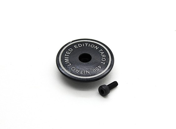 Tarot 450 Pro/Pro V2 DFC Metal Head Stopper - Black (TL45018-01)
