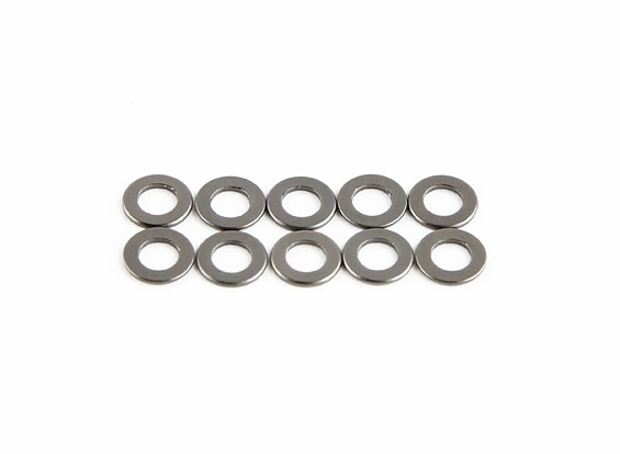VBC Racing WildFireD06 - T0.5 7075 Spacer (10pcs)