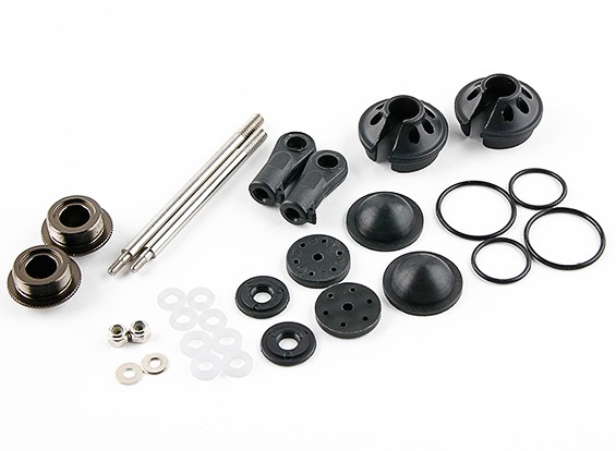 Repair Kit for F/R Shock - BSR Racing BZ-888 1/8 4WD Racing Buggy