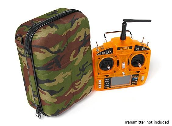 Turnigy Transmitter Bag / Carrying Case (Camo-Green)