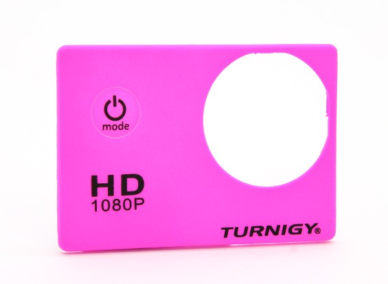 Turnigy ActionCam Replacement Faceplate - Pink