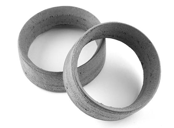 Team Sorex 24mm Molded Tire Inserts Type-B Medium (2pcs)