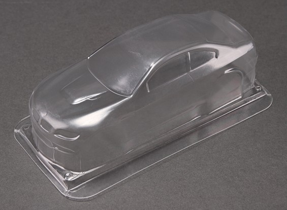 PC Transparent Shell 102mm Type-A - Turnigy TZ4 AWD