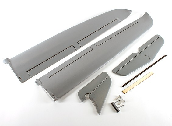 Firstar V2 - Wing and Tail Set