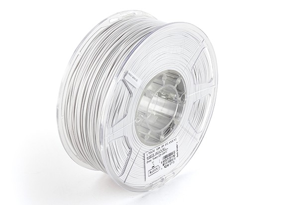 ESUN 3D Printer Filament White 1.75mm ABS 1KG Roll