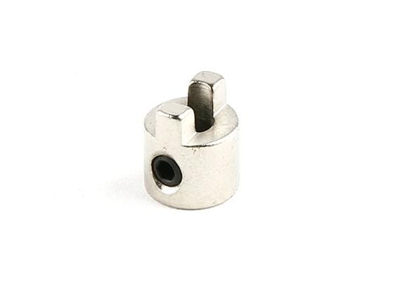 """HobbyKing™ Stainless Steel Marine Dog Drive Adapter for 4.76mm (3/16"""") Shaft"""