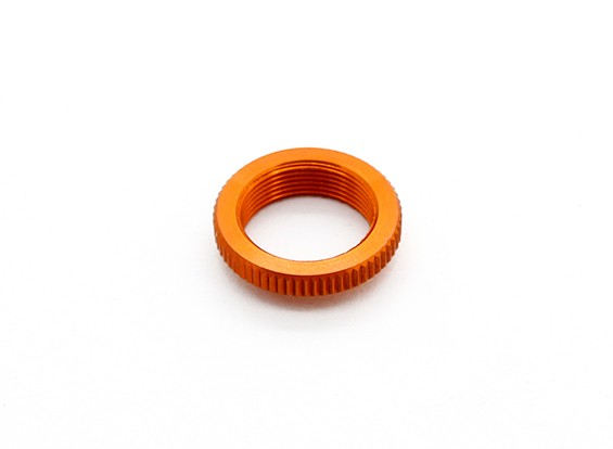XRAY X12 1/12th Pancar '15 - Alu. Shock Adjustable Nut - Orange
