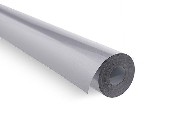 Covering Film Solid Silver (5mtr) 115
