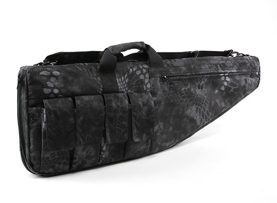 SWAT 34 inch Tactical Rifle Gun Bag (Kryptek Typhon)