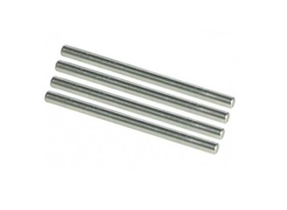 Suspension Inner Pin Set - 3Racing SAKURA FF 2014