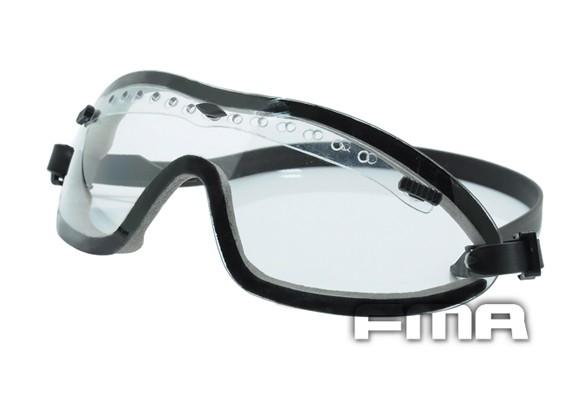 FMA Boogie Goggle(Clear)