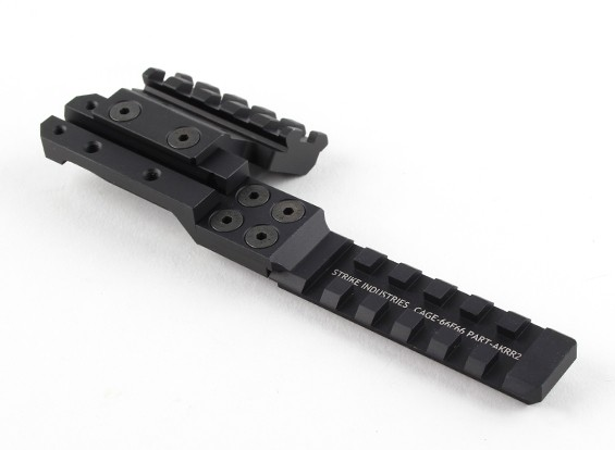 Madbull Strike Industries AK Rear Sight Rail Ver.2