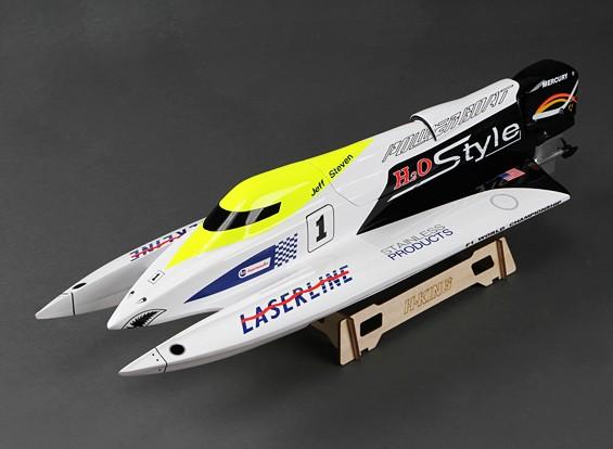 HobbyKing® H2O Style 650EP Formula 1 Tunnel 620mm (ARR)