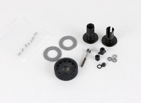 VBC Racing Firebolt DM - Firebolt Ball Differential Set