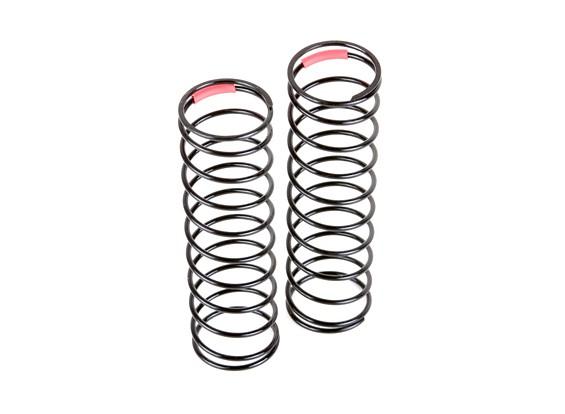 VBC Racing Firebolt DM - Rear Spring Medium - Red (2pcs)