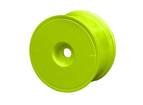"JCONCEPTS Mono-3.7"" 1/8th Truck Wheel - Yellow"