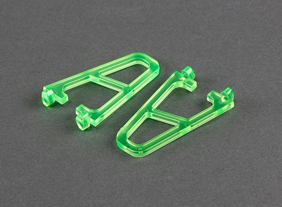Landing gear for FPV250 V4 Ghost Edition Green (2 pcs)