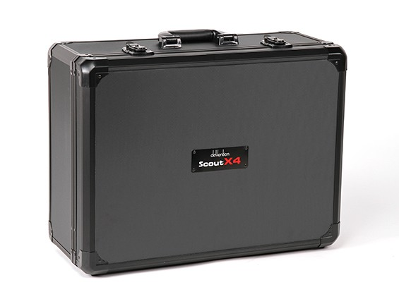 Walkera Scout X4 Aluminum Storage Case