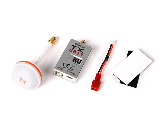 Walkera TX5811 5.8Ghz 25mW FPV Video Transmitter (CE Approved)