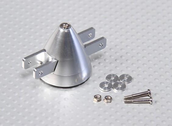 Alloy Folding Spinner 30mm / 3.2mm shaft