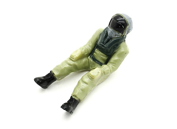 1/14th Scale Lightweight Jet Pilot