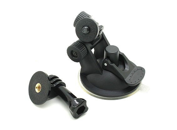 70mm Suction Cup Mount  For GoPro Or Turnigy Action Cams