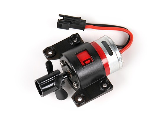 FT007 Vitality V-Hull Racing Boat 360mm Replacement Motor, Motor Mount & Coupling