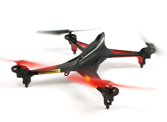 XK Alien X250 Quad-Copter 250 Racer (US plug) (Mode 2) (RTF)