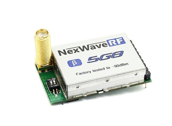 FatShark Dominator 5G8 24ch NexwaveRF Receiver Module