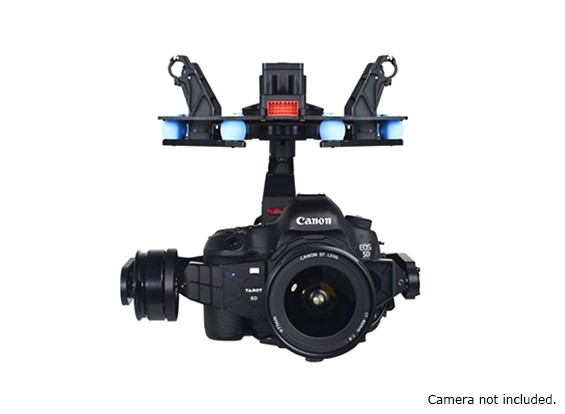 Tarot 5D3 3-Axis-stabilized Gimbal TL5D001 For Canon 5D MARK III