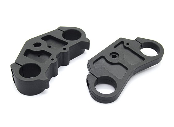 Front Suspension Mounts - Super Rider SR4 SR5 1/4 Scale Brushless RC Motorcycle