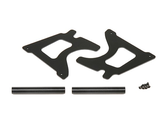 Frame Plate&Frame Shaft - Super Rider SR4 SR5 1/4 Scale Brushless RC Motorcycle