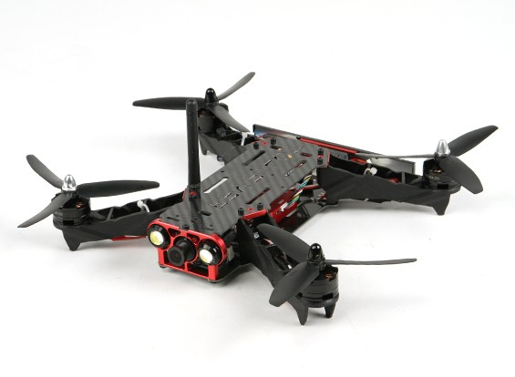 E-Turbine 250 LED FPV Racing Drone (ARF)