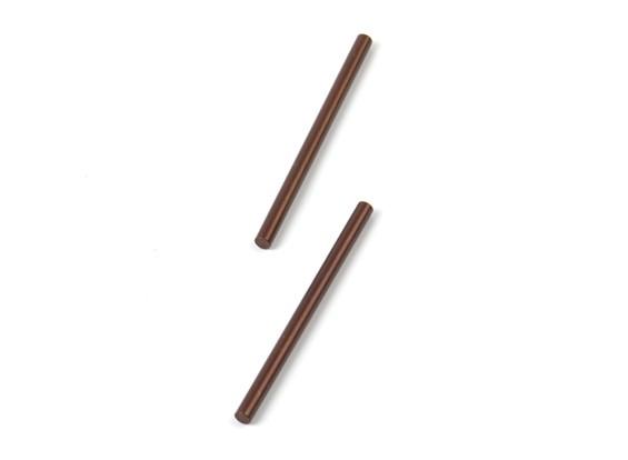 BSR Berserker 1/8 Electric Truggy - Rear Outer Pin 3x49mm (2pcs) 950349