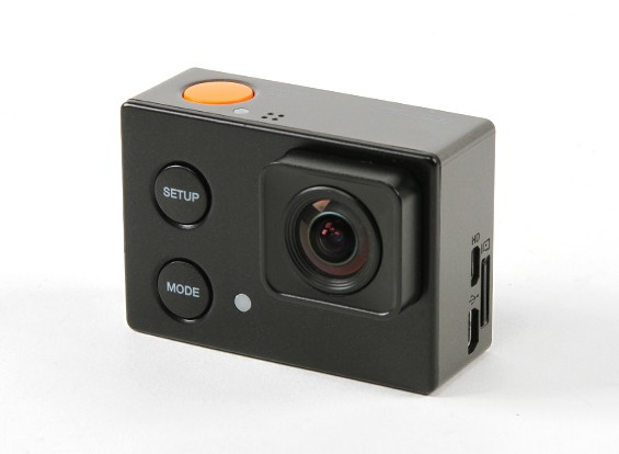 Isaw EDGE Action 4K Action Camera
