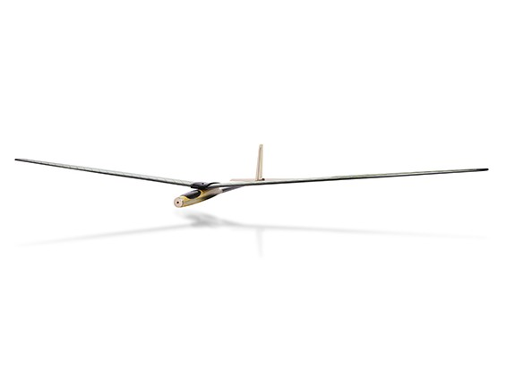 Sigma 2 Meter Electric Sailplane ALES (ARF)