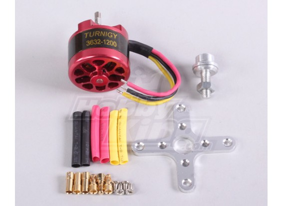 Turnigy 3632 Brushless Motor 1200kv