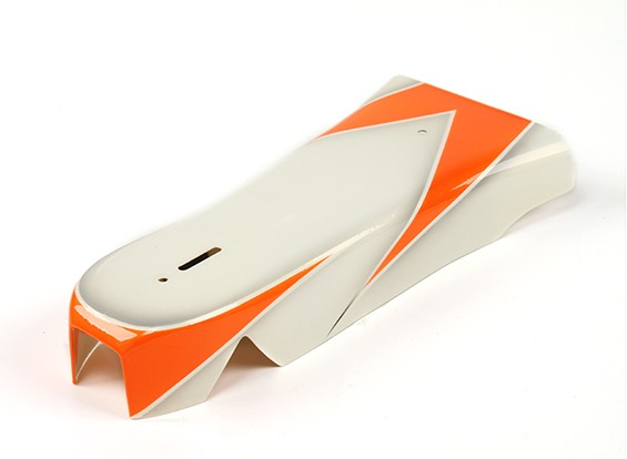 RJX CAOS330-lower Canopy Orange