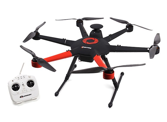 Aperture Hexacopter Aerial Photography Drone (RTF) (Mode 1)