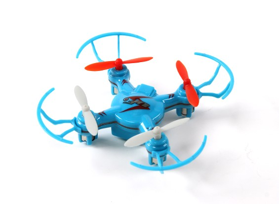 WLtoys V646 2.4G Super Mini UFO Headless Mode Quadcotper RTF Mode (Mode 2) RTF