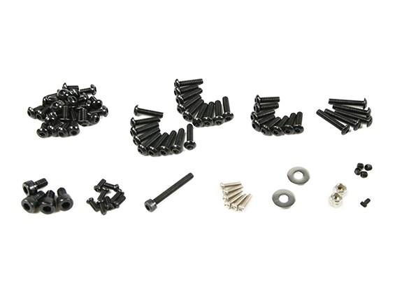 Turnigy Mini Fabrikator 3D Printer v1.0 Spare Parts - Screw Set 2